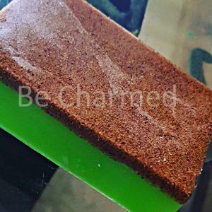 walnut scrub soap bars