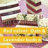 Red Velvet – Oats & Lavender Buds n oils